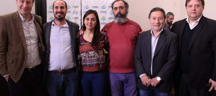 """[La Plata] Maia Luna: """"Producir y sintetizar políticas públicas para el trabajo digno, la inclusión y el desarrollo"""""""