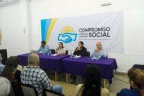 [Vicente López] Firma del Compromiso con la Agenda Social