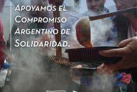 Barrios de Pie firmó esta tarde el Compromiso Argentino Solidario