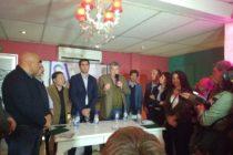 """[La Matanza] Sandra Oviedo: """"La división ayudaría a los que menos tienen""""."""