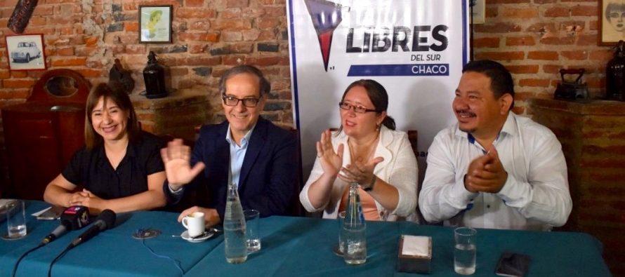 [Chaco] Carlos Martínez será candidato a gobernador por Libres del Sur.