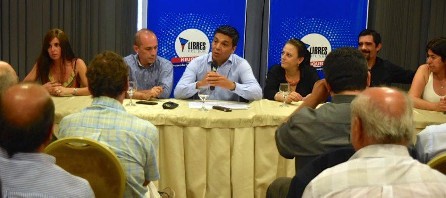 """[Neuquén] Escobar: """"Hay que unir las fuerzas populares de la provincia"""""""