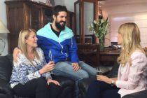Canosa entrevista a Stolbizer en su casa