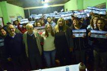 [Chaco] Consenso Federal sigue llevando sus ideas a toda la provincia.