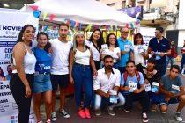 [Chaco] Consenso Joven cerró su campaña y pidió apoyo para renovar la política en Resistencia