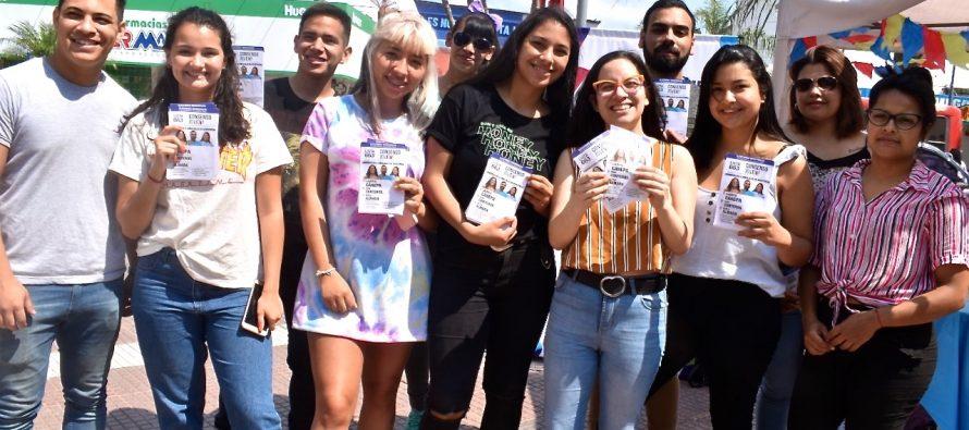 [Chaco] Consenso Jóven presentó sus propuestas de campaña