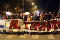 [Neuquén] Masivas marchas para frenar el tarifazo