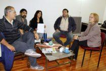 [Mendoza] Cousinet firmó Acta Compromiso con ATE por trabajadores públicos del Estado Nacional