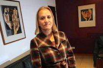 Graciela Cousinet en encuentro de parlamentarias de América