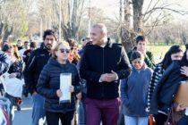 [Moreno] Cousinet y Franco por el No al matadero municipal