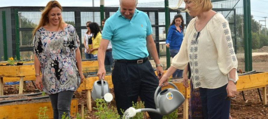 [Mendoza] Cousinet presentó el proyecto: Comedor Ecológico en la UNCUYO