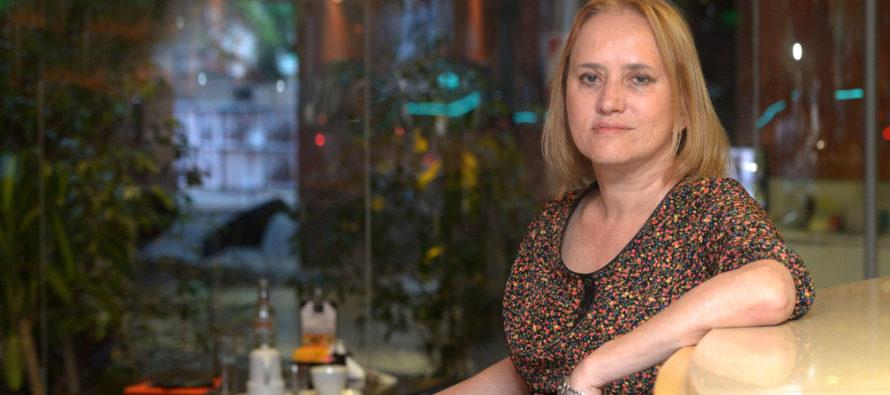 [Mendoza] Graciela Cousinet en el Día Mundial del Agua
