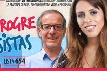 [Chaco] Progresistas cierra la campaña mañana con la presencia de Victoria Donda