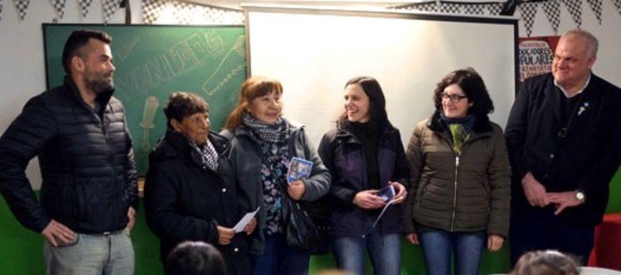[San Martín] Inauguran en B° Libertador el Centro de Formación Profesional N°407