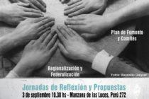[CABA] 3/9 Jornada de Reflexión y Propuestas en torno al Cine Documental Nacional