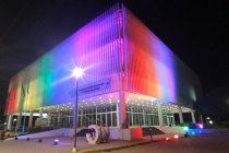 [Santiago del Estero] El Deliberante se iluminó con los colores LGBTIQ+