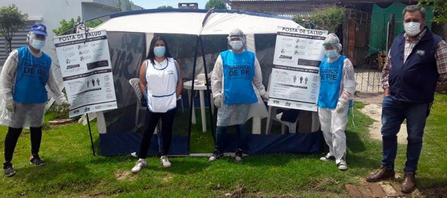 [Pergamino] Campaña de prevención del Covid y del Dengue.