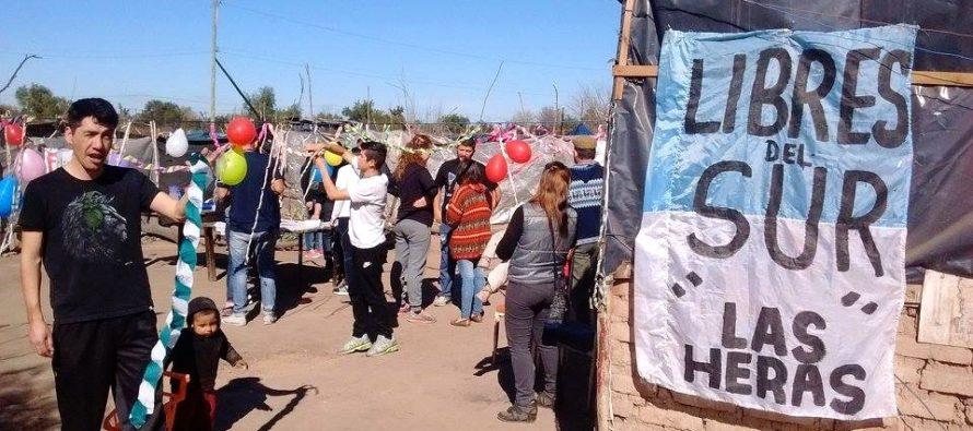 [Mendoza] Mucha alegría durante los festejos por el Día de la Niñez