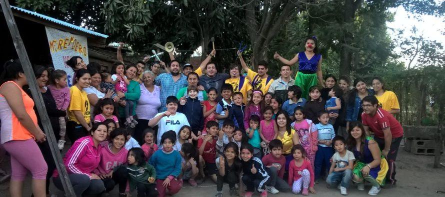 """[Tucumán] Barrios de Pie celebra """"El Mes del Niño"""" en un centenar de barrios"""