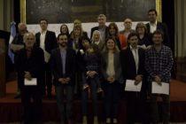 Entregaron diploma de honor a los sobrevivientes de la Noche de los lápices