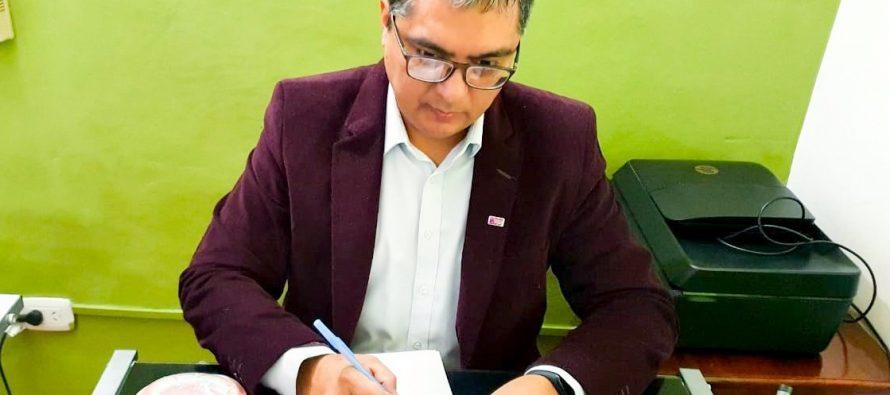 [Santiago del Estero] Comunicarnos y cuidarnos. Proyectos Diputado F. Giménez.
