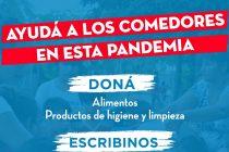 [Chaco] Merenderos piden donación de alimentos y elementos de higiene.