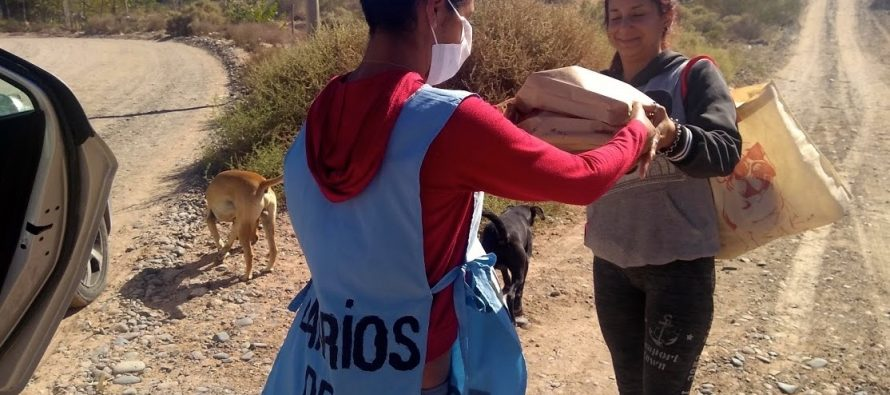 """[Neuquén] Campaña de Donación: """"Ayuda a los comedores en esta Pandemia""""."""