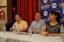 [La Plata] Donda y Ceballos compartieron debate con otros referentes políticos