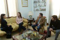 [Bs. As.] Ceballos y Donda se reunieron con María Eugenia Vidal