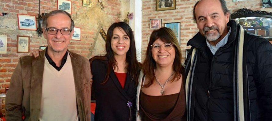 [Chaco] Con Victoria Donda, Progresistas cerró la campaña con una caminata