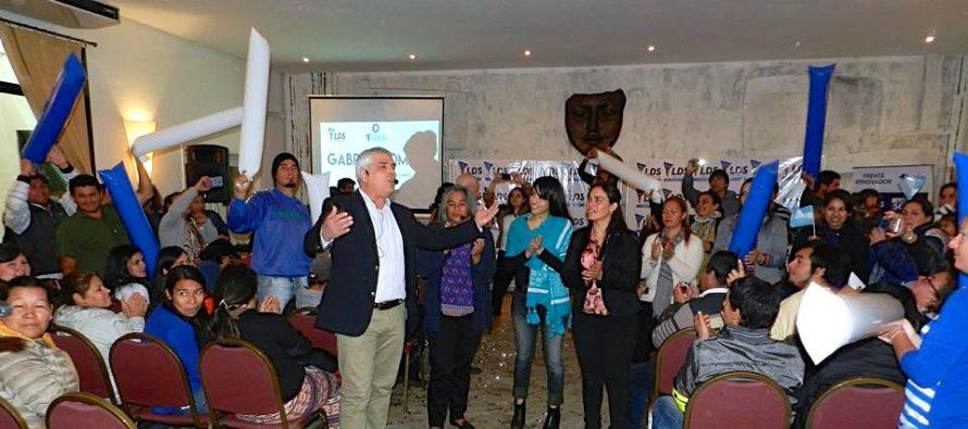 """[Corrientes] """"Basta de grieta, Libres está del lado del pueblo"""""""
