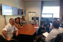 [CABA] Victoria Donda se reunió con el secretario de seguridad de la ciudad