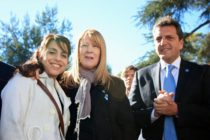 [Tucumán] Massa, Stolbizer, Donda y Masso en la Casa Histórica