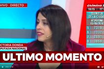 Victoria Donda habló de lo que dejó el discurso de Macri