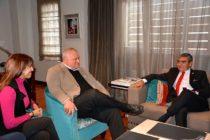 [Tucumán] Masso y Donda se reunieron con el intendente Germán Alfaro