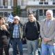 Masso y Donda recibieron a las organizaciones sociales en el Congreso