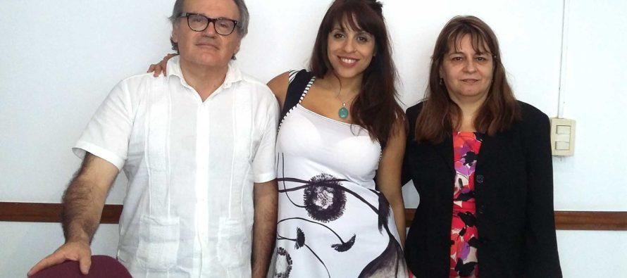 [CABA] Donda y Rudnik con Graciela Bevacqua del INDEC