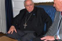 La conducción de Progresistas se reunió con Monseñor Arancedo