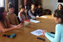 [CABA] Donda y Velasco con estudiantes terciarios contra el cierre de los 29 profesorados