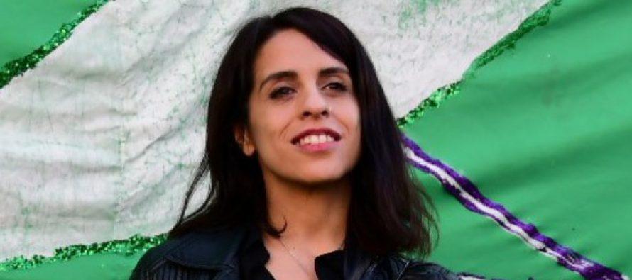 """Victoria Donda: """"38 senadoras/es han desoído el grito de millones de mujeres"""". Nota en Clarín"""