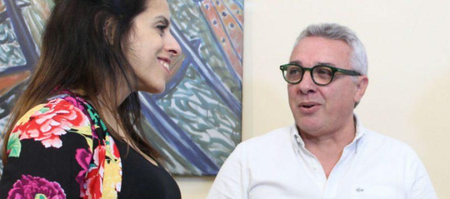 [Tigre] Victoria Donda se reunió con el Intendente Julio Zamora