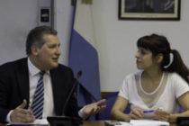 Donda presentó proyecto de reforma integral de la Ley de Ética Pública