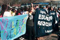 [La Matanza] Escuela de Ciudad Evita reclaman reinicio de clases ante la falta de gas