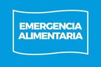 """[Tucumán] 12/7 Lanzan la campaña """"Un millón de firmas por la Emergencia Alimentaria"""""""