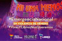 Nuevo Femicidio en Argentina. 9 en 15 días. Emergencia Nacional. Propuestas