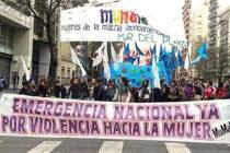 [Corrientes] 25/11 Sin emergencia nacional no hay ni una menos