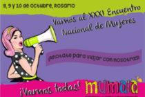 """[Santa Fe] 8/10 """"Deudas del Bicentenario con las Mujeres"""". Actividad"""