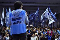 [Mar del Plata] Más de mil personas participaron del Encuentro Seccional de Barrios de Pie.