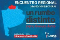 [Bs. As.] Encuentro Regional Segunda Sección