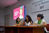 [La Matanza] Encuentro, debate y empoderamientos de mujeres matanceras